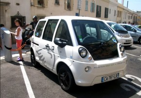 Kelionė elektromobiliu